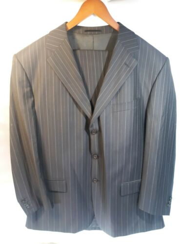 Mens Blazer Dress Suit 2 coats & 2 Dress slacks Pi