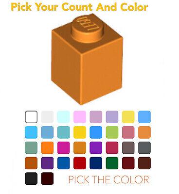 30071 35382-new new Lego 3005-10x bricks//brick 1x1-Black//Black