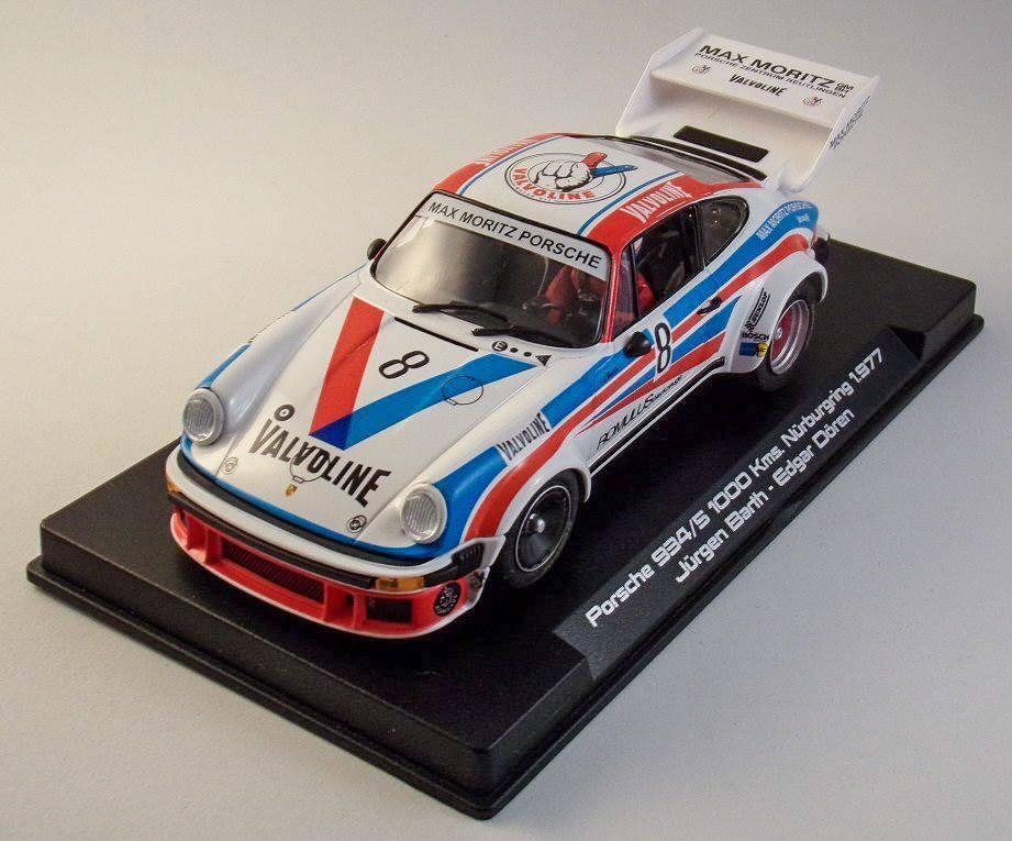 SLOTWINGS Porsche 934 5 1000Kg. Nürburgring 77 Neuf 1 32 W065-02