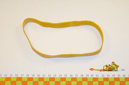 Elastiques Caoutchouc- 200(Ø127)mm x 15mm- boite de 100g