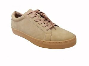 Mens Suede Trainers Casual Lace Up