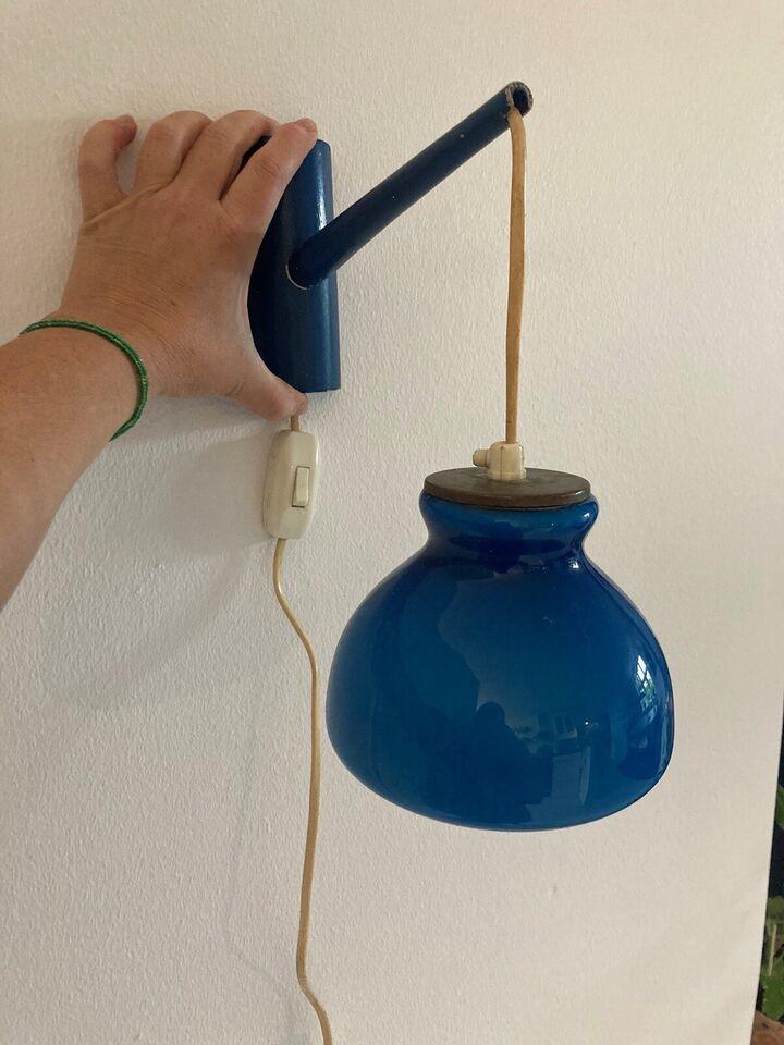 Væglampe, Holmegaard