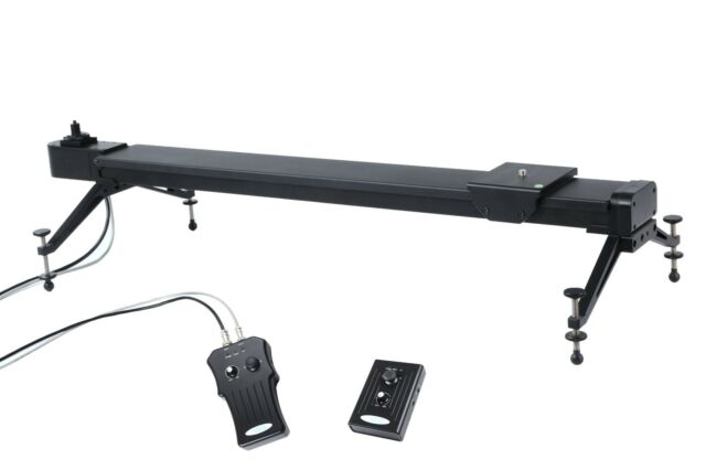 "Movo WMS80 37"" Wireless Motorized Camera Track Slider Video Stabilizer System"