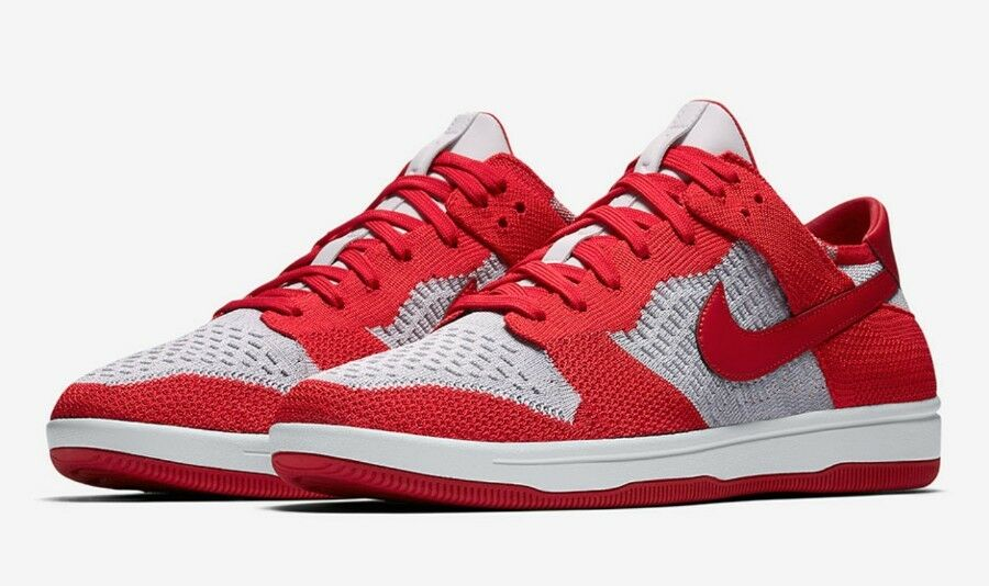 Nike Mens Dunk Flyknit Atheletic Sneakers Running Training  shoes Multiple Sizes
