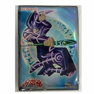Yu-Gi-Oh-Yugioh-Card-Card-Sleeves-Dark-Magician-70pcs-KOREAN-Ver