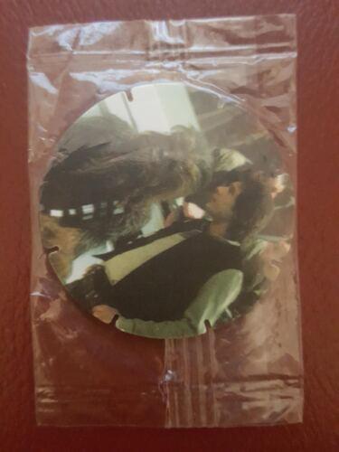No.31 Chewbacca /& Han Solo 1996 SE Walkers Crisps MIP SEALED Star Wars Tazo