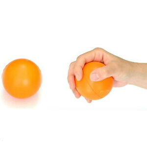 Stress-Hand-Relief-Squeeze-Foam-Squish-Balls-Kids-Toy-yb