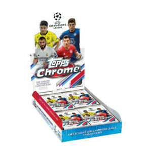 2020-21 Topps Chrome UEFA REFRACTOR & PINK X-FRACTOR YOU PICK *Buy 2+ & SAVE*