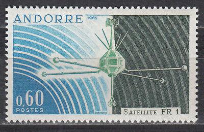 """franz. 197** Start Des Französischen Satelliten """"fr1"""" Removing Obstruction Brave Andorra Nr"""