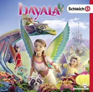 BAYALA-DAS-HORSPIEL-ZUM-KINOFILM-CD-NEW