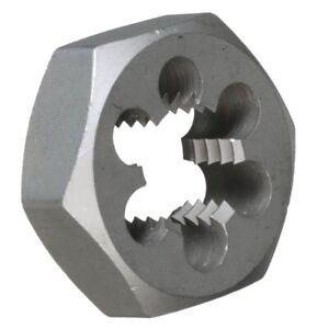 1-3-8-034-12-Carbon-Steel-Hex-Rethreading-Die-DWTHX13812
