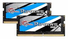 G. SKILL F4-2400C16D-32GRS 32GB SO-DIMM DDR4 2400 Laptop Memory