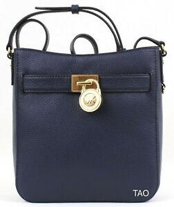 c408c72f2d6c Image is loading Michael-Kors-Hamilton-Traveler-Messenger-Crossbody-Bag- Handbag-