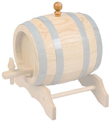 Fass 3 L Gestell Bock Träger Halter für Eichenfass Weinfass Holz