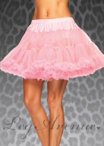 4c5bb66027 Image is loading 80s-Pink-Plus-Size-Layered-Tulle-Petticoat