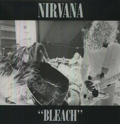Nirvana - Bleach [New Vinyl] Rmst, Digital Download