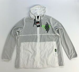Nike-Air-Jordan-Men-039-s-Jumpman-Wings-Classics-Jacket-BQ8476-100-White-Size-Large