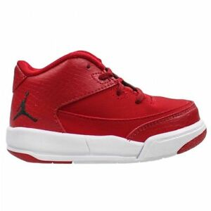 308e3a66ae56 Nike 820248-601  Jordan Flight Origin 3 BT RED White Premium Sneaker ...