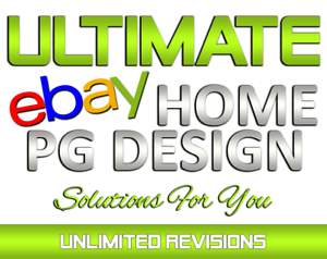 Custom Ebay Store Shop Logo Template Billboard Banner Design Ebay
