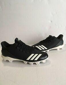 Adidas Icon 4 Md Baseball Cleats Black