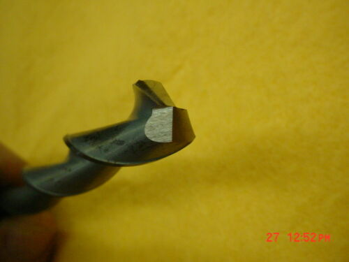 """Parabolic Jobbers  Drill 21//64/"""" Ferrous Oxide, Made in Canada"""