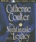 The Nightingale Legacy by Catherine Coulter (CD-Audio, 2015)