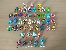 49 Monster Wrestlers in My Pocket 1995. Retro / Vintage action figure collection