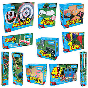 Giant Childrens Games Garden Outdoor Activity Game Kids Adults