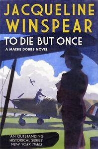 Jacqueline-Winspear-pour-Die-mais-une-fois-Tout-Neuf-Livraison-Gratuite