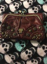 Anna Sui wallet