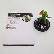 Heroclix Joker/'s Wild set Green Arrow #008 Common figure w//card!