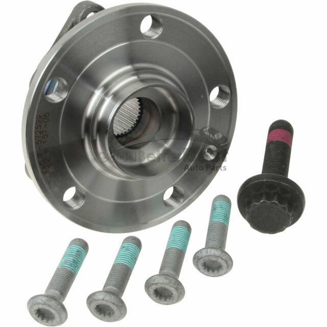One New FAG US Axle Bearing and Hub Assembly Rear WB61022K 1J0598477