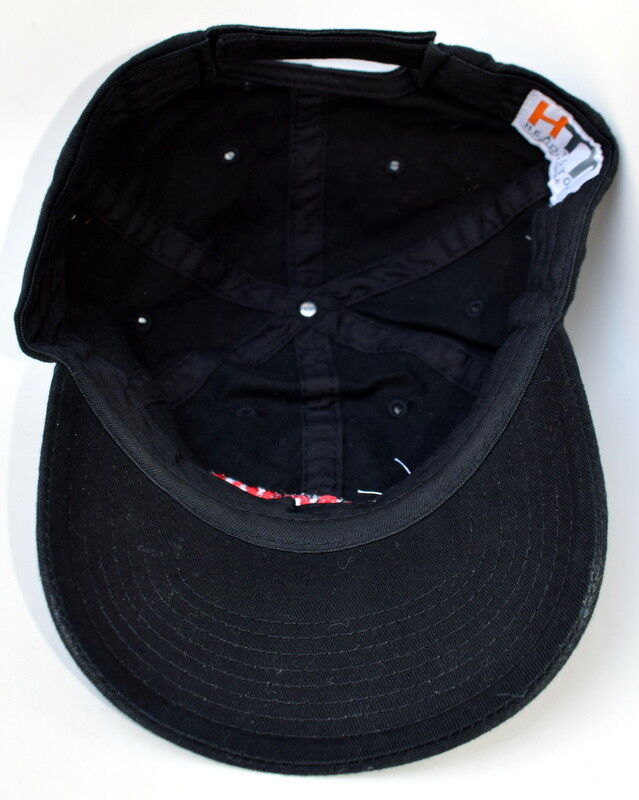 new product 0bdb7 fd459 ... denmark pac mac adjustable strapback unstructured black baseball  baseball black cap hat 0eda06 91949 ebbb2