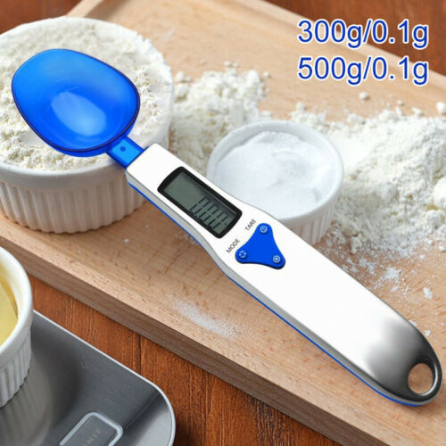 500//300g Digital Kitchen Lab Gram Electric Scale Measure Food Spoon Weight Scale