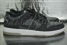 DS NIKE SB ZOOM DUNK LOW ELITE QS MEDICOM BEARBRICK DENIM BLACK SIZE 11