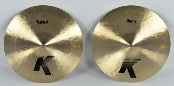 Zildjian 14    HiHat K-Serie SONDERPREIS NEUWARE 5f54e7