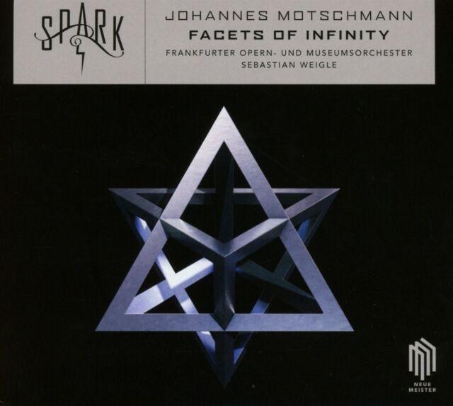 Spark - Johannes Motschmann: Facets of Infinity