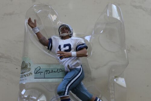 "loose Chase/"" 3 RAYURES /""MCFARLANE Roger Staubach NFL Legends 3 Dallas Cowboys"