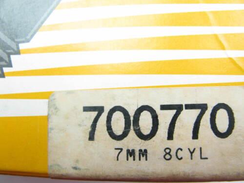 Napa 700770 Ignition Spark Plug Wire Set Fits 1986-1994 Chevrolet 6.0L 7.0L V8