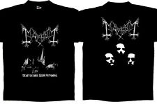 Mayhem-De Mysteriis Dom Sathanas T-shirt S,M,L,XL,XXL neu(Gorgoroth,Satyricon)