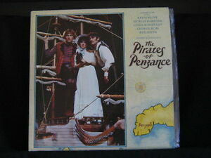 The-Pirates-Of-Penzance-Broadway-Soundtrack-Gatefold-33-lp-Record-Album