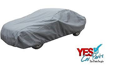 WINTER WATERPROOF FULL CAR COVER COTTON LINED FOR FORD FOCUS ST ALL YEARS