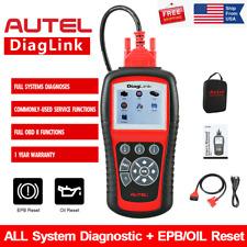 2021 Autel Diaglink Car Obd2 Diagnostic Tool Code Reader Scanner Oil Epb Abs Srs