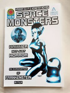 SPACE-MONSTERS-ISSUE-3-HAMMER-SCI-FI-amp-MONSTERS-MOVIE-FRANKENSTEIN-FREE-P-amp-P