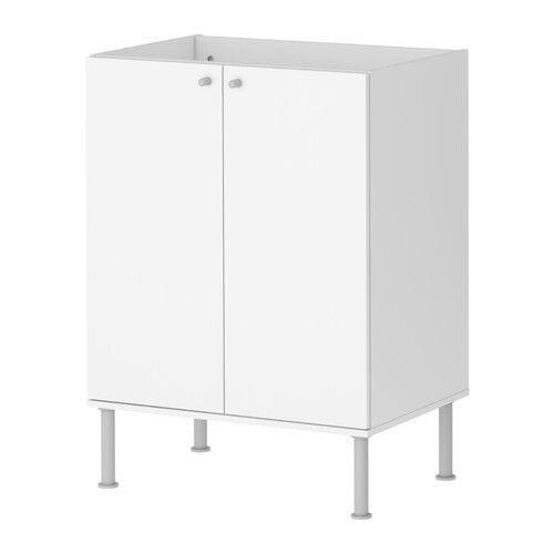 IKEA Fullen Waschkommode In weiß Badezimmer Aufbewahrung Waschbecken ...