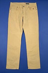 Jeckerson-jeans-uomo-usato-W40-tg-54-gamba-dritta-denim-used-boyfriend-T5555