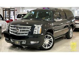 2013 Cadillac Escalade Platinum 1 Owner No Accident Super Clean Navi Bose