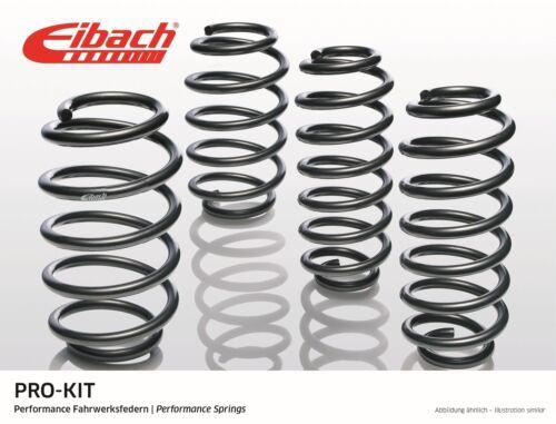 348/_ Eibach PRO-KIT Performance Federn  35//25 Abarth /& C 124 Spider S.p.A