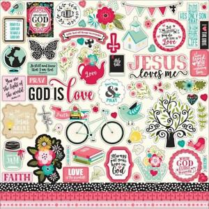 Echo-Park-Forward-With-Faith-12x12-034-Cardstock-Stickers-Collection-6x6-034-Paper