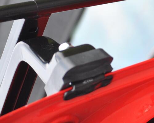 Jaguar XK Convertible Luggage Boot Rack Stainless Steel